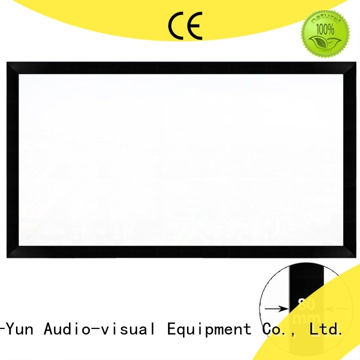 curved hd movie projector remote control for home