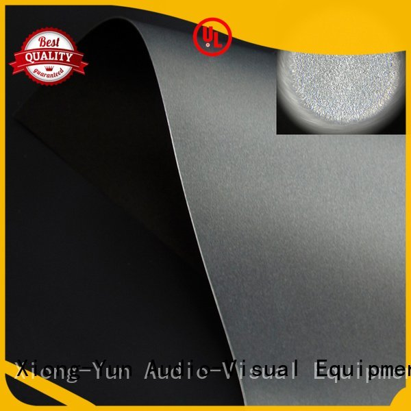 XY Screens short Ambient Light Rejecting Fabrics normal light