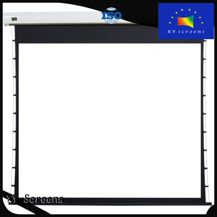 XY Screens stable Home theater projection screen wholesale for theater