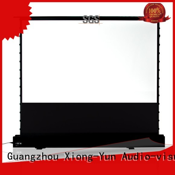 Custom electric pull up projector screen projection XY Screens