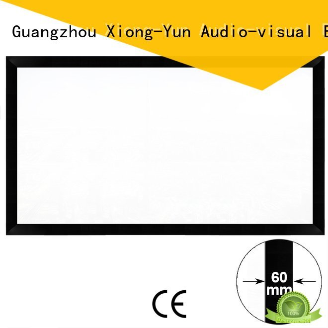 ktv series home cinema screen and projector XY Screens