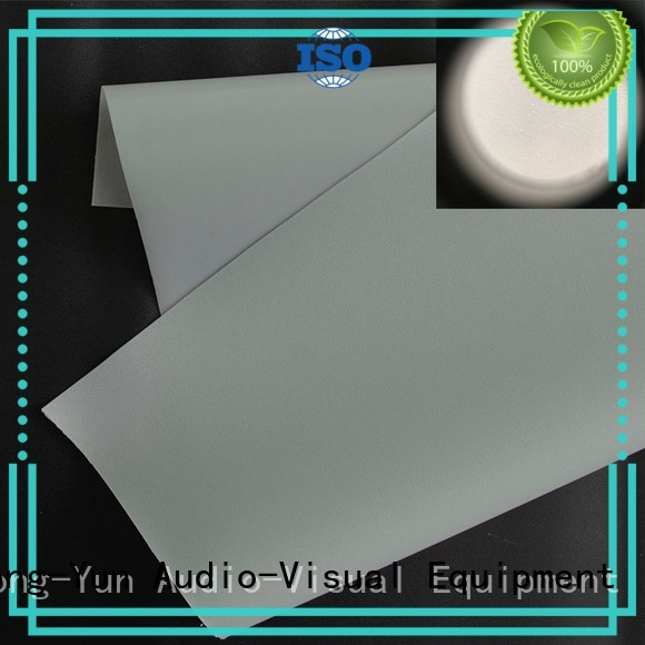 XY Screens hard rear projection fabric inquire now for thin frame projector screen