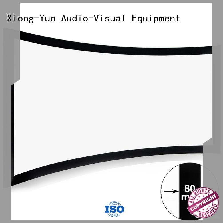 curved cinema home entertainment center czhk100b XY Screens