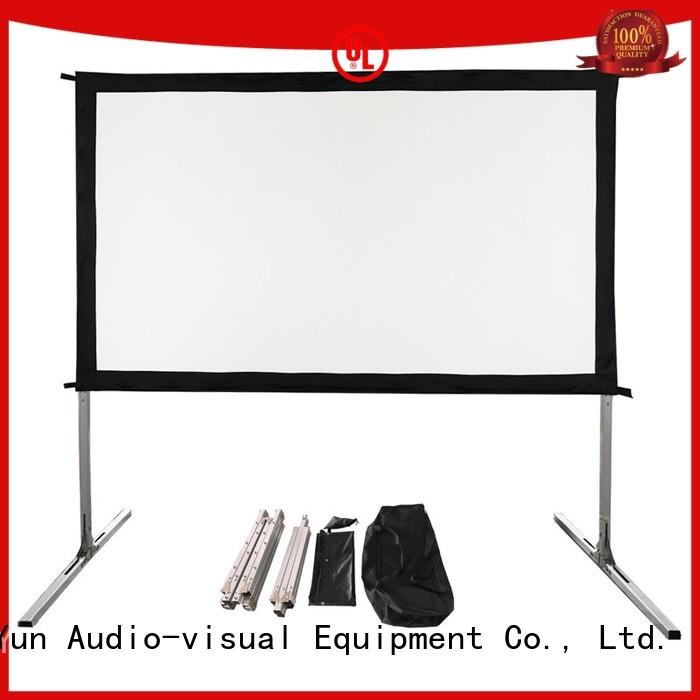 XY Screens outdoor movie projector factory price
