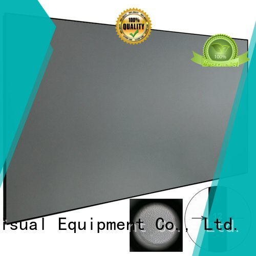 gain rejecting sphkblack Ambient Light Rejecting Projector Screen XY Screens