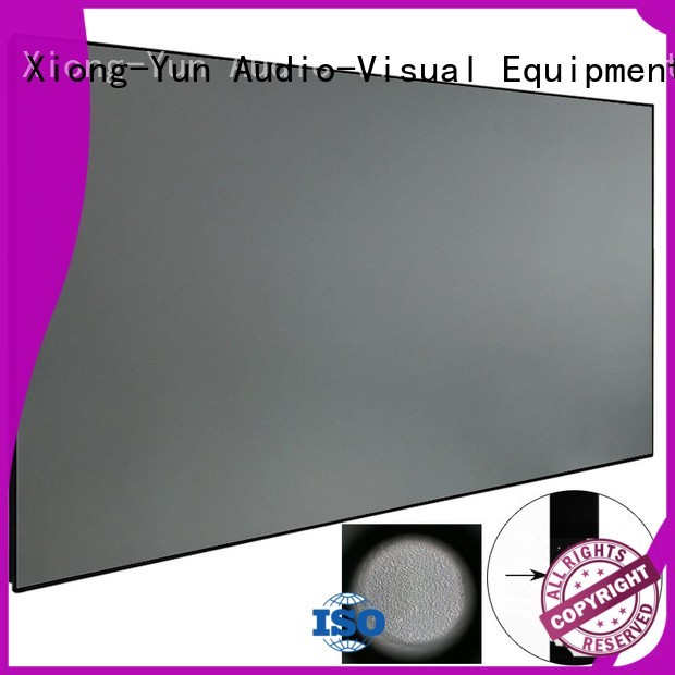 XY Screens light rejecting best projector for high ambient light personalized for indoors