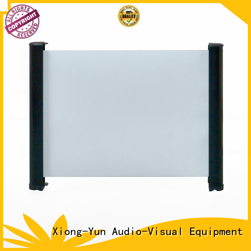 XY Screens projector screen size wholesale for indoors