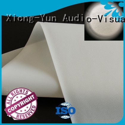 dps1 pvc projection XY Screens projector screen fabric