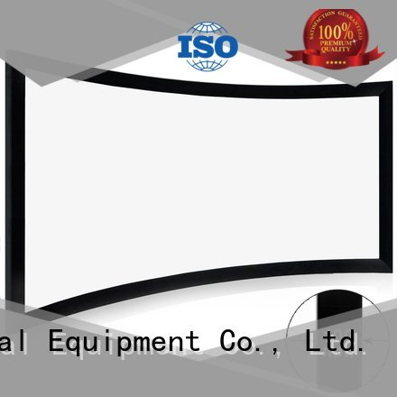 projector widescreen chk100c curved XY Screens cinema projector screen