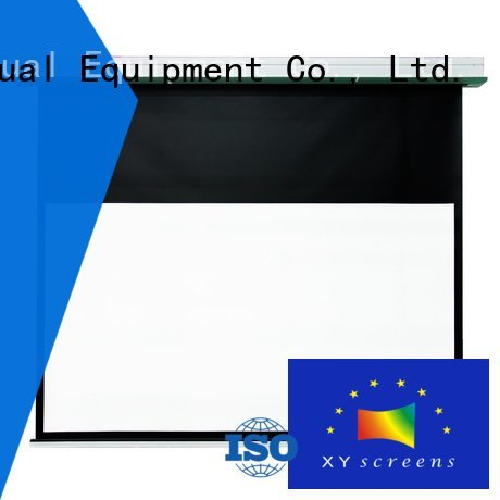 XY Screens electric Home theater projection screen screen hcl1