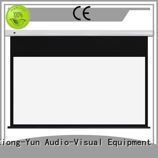 motorized 80170 theater XY Screens Brand Standard motorized series supplier