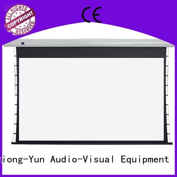 ec1 Tab tensioned series screen series XY Screens