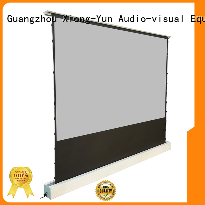 white pull up projector screen inquire now for household