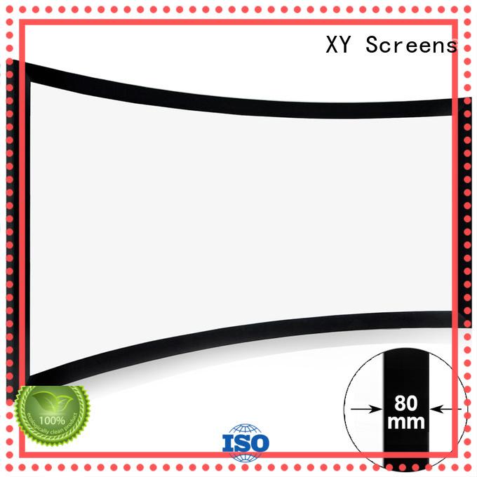 Wholesale bezel home entertainment projector czhk100b XY Screens Brand