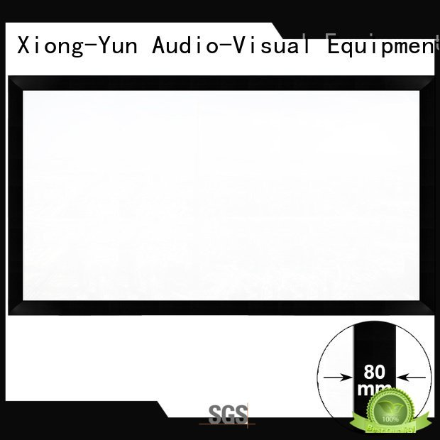 Wholesale projector movie projector screen XY Screens Brand