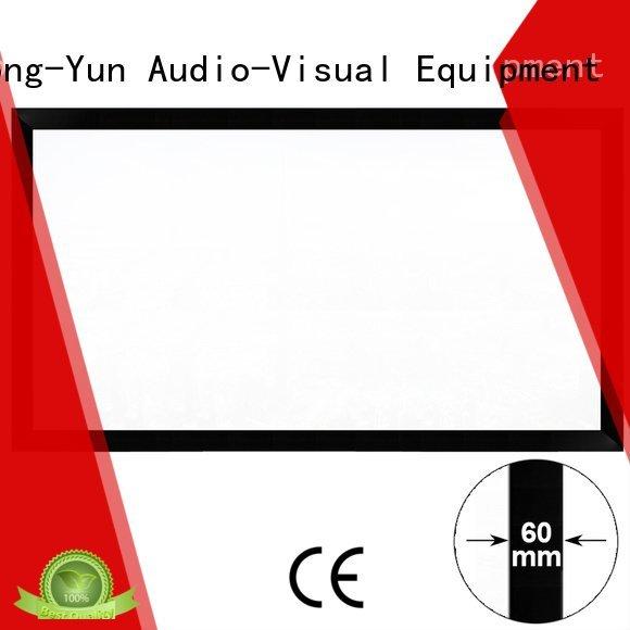 XY Screens series cinema screen home cinema screen and projector mini