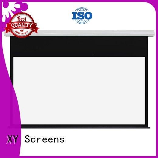 XY Screens Brand ec1 free standing projector screen ec2 home