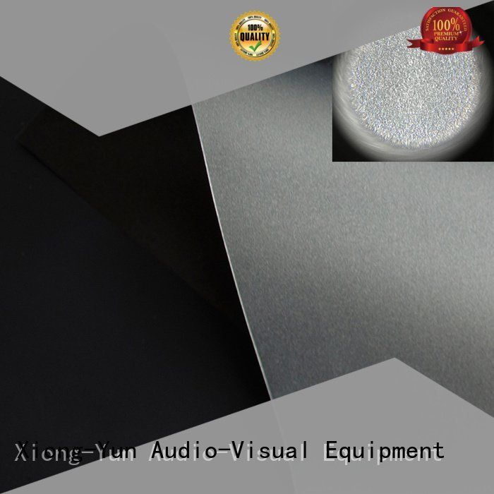 XY Screens gain Ambient Light Rejecting Fabrics light ambient