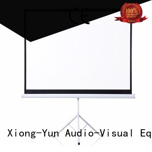 XY Screens Brand equipment rst64 projector tripod projector screen tripod