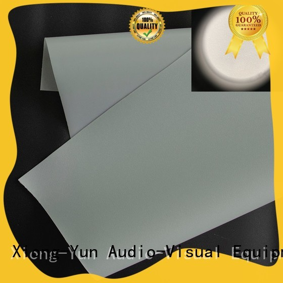 XY Screens acoustically rear projection screen material inquire now for motorized projection screen