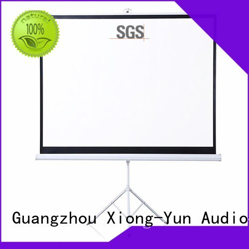 XY Screens Brand projector screen tripod projector screen office tripod