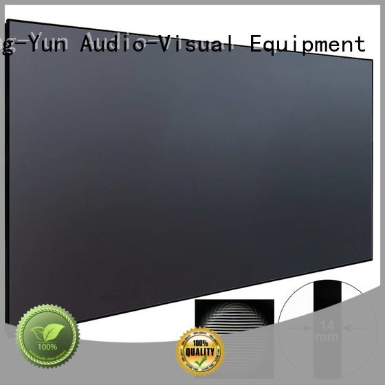 Hot ultra hd projector ultra ultra short throw projector screen grid XY Screens