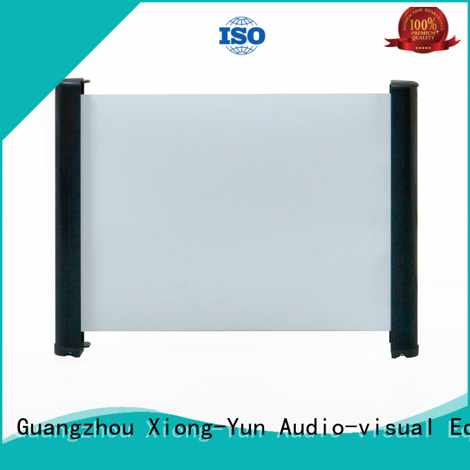 Tabletop Projection Screen WTA