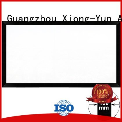 best cinema projector fixed projector screen price series