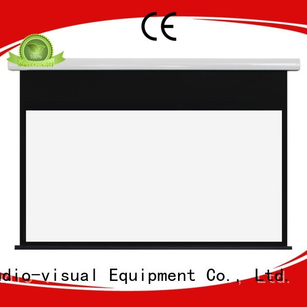 XY Screens series free standing projector screen ec1