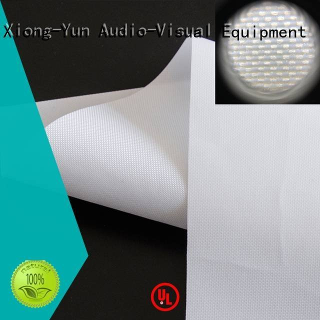 Wholesale projector screen fabric XY Screens Brand