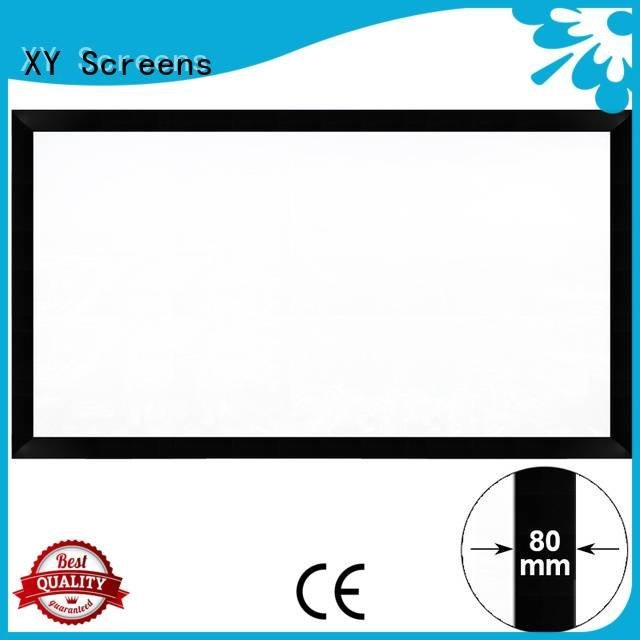 movie projector screen XY Screens