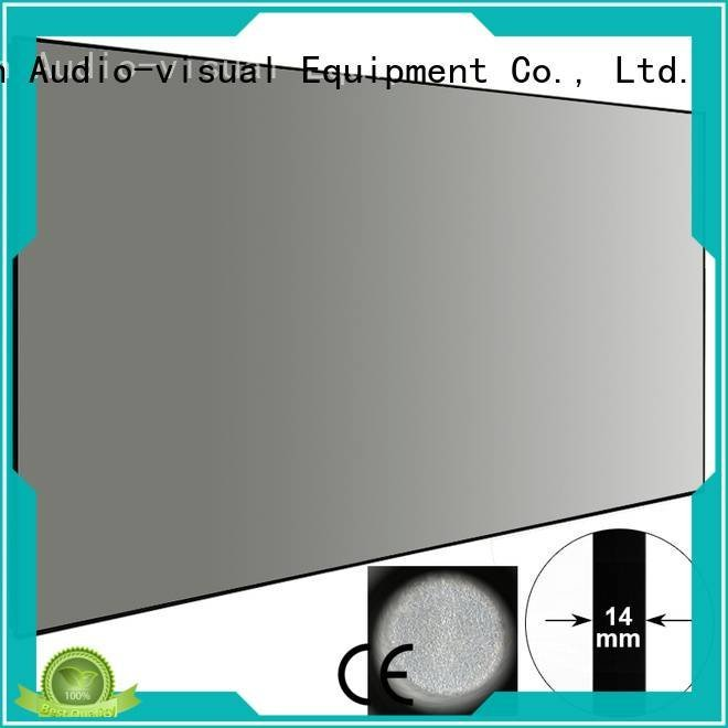 XY Screens Brand ambient light projector screen