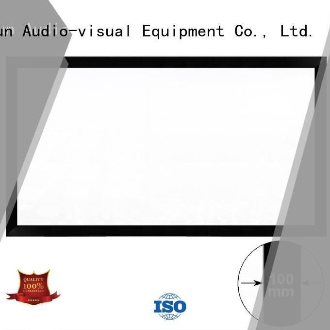 XY Screens Brand best cinema projector