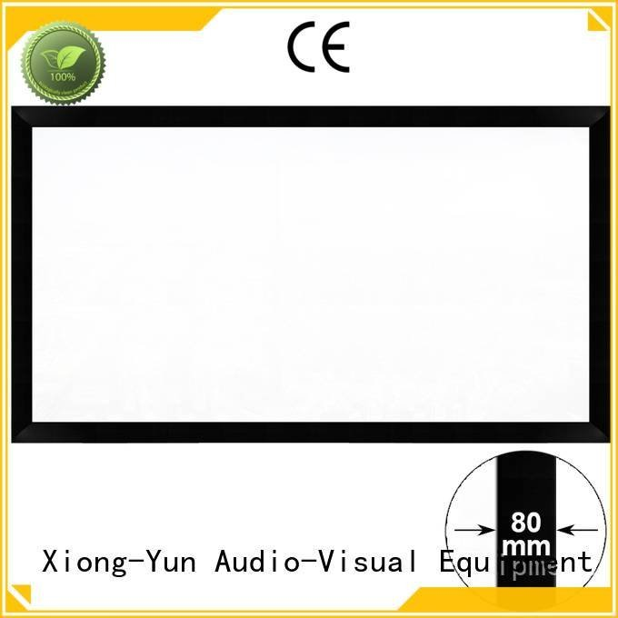 XY Screens Brand cheap movie projector