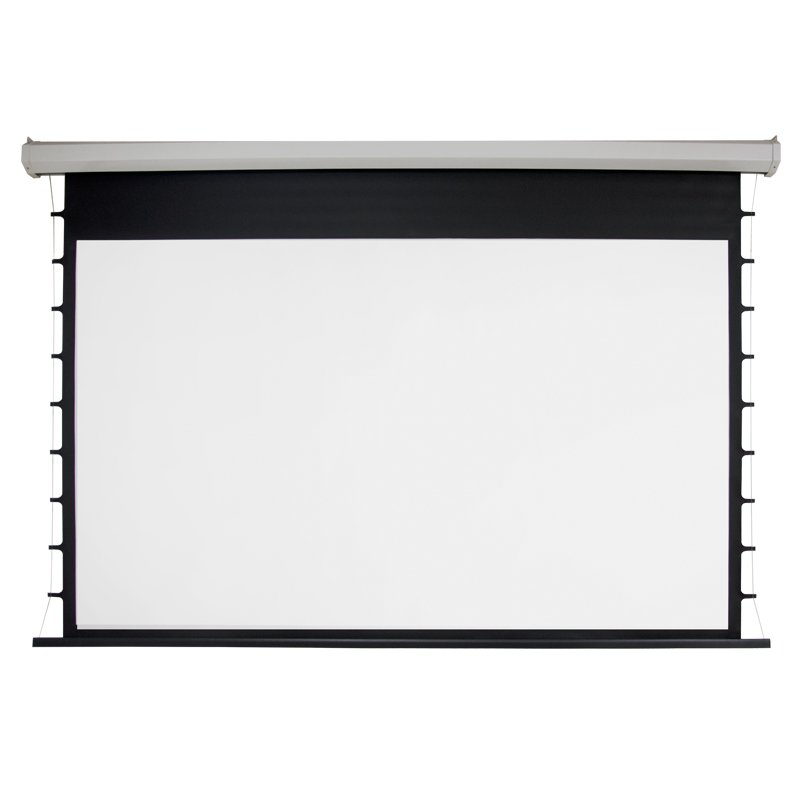 XY Screens 140-180 inch Motorized Retractable Movie Screen E300A Commercial Motorized Screens image5