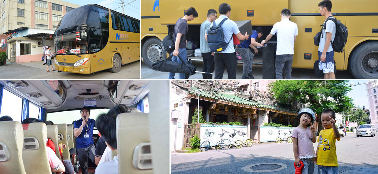 XY Screens-Xiongyun Summer Fun Team Events To Chaoshan, Guangzhou Xiong-yun Audio-visual-1