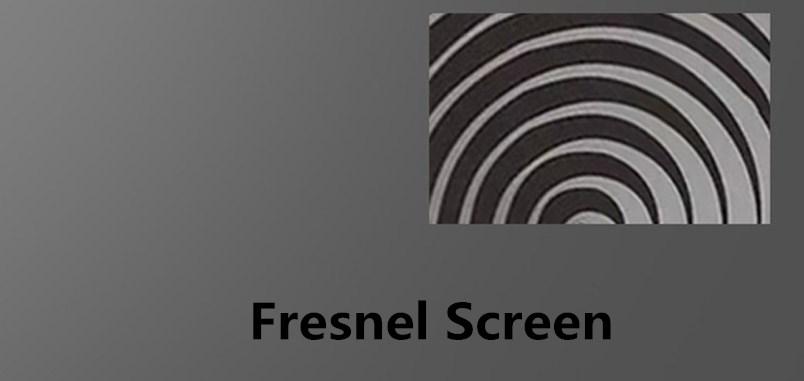 news-XY Screens-PET Crystal VS Fresnel Fabric-img