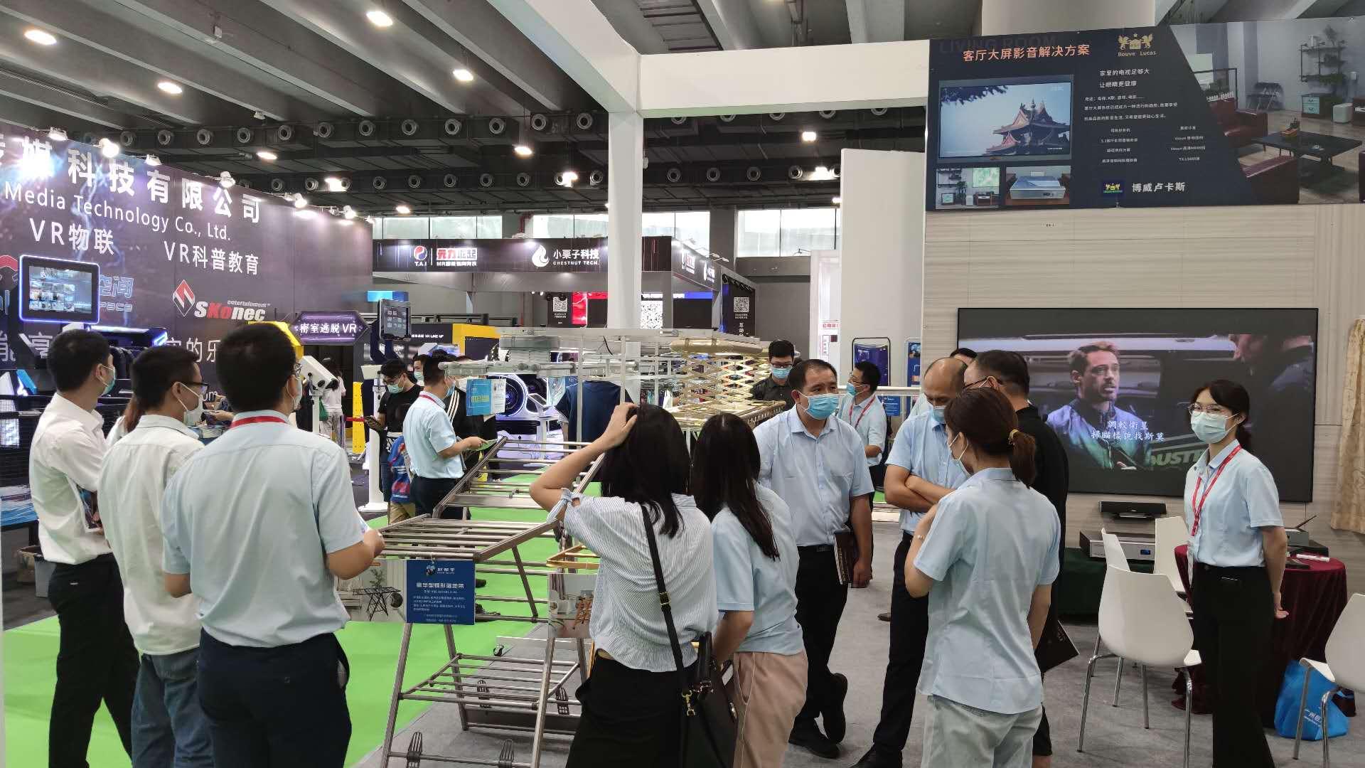 news-XY Screens-Xiong-Yun Industries at 2020 Asia Digital Display Showcase Expo-img