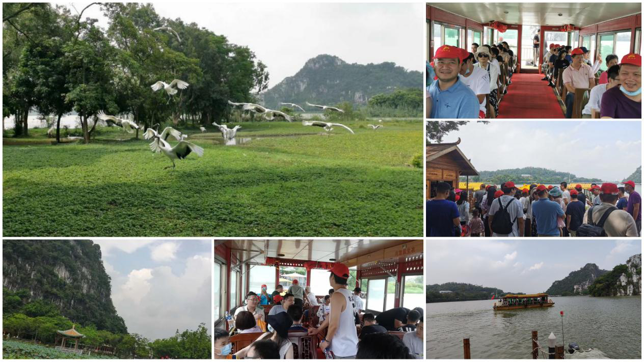news-XY Screens-A Journey of Harmony - Xiongyun Company Trip to Zhaoqing-img-1