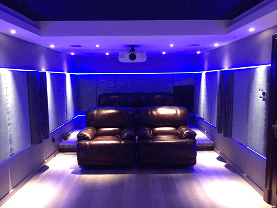 news-XY Screens-Home Theater in Nantong Private Garden-img
