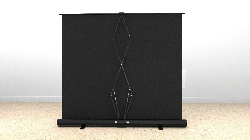news-XY Screens-New Arrival - XYscreens DL-45 manual pull up projector screen-img