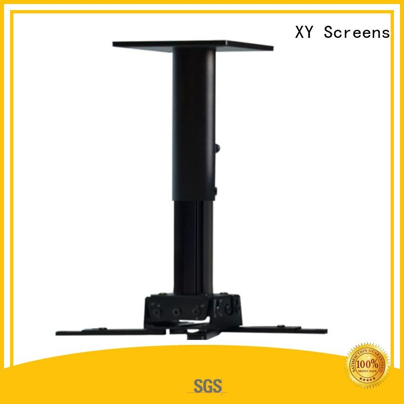 XY Screens dj1b bracket dj1a projector bracket ceiling mount wall