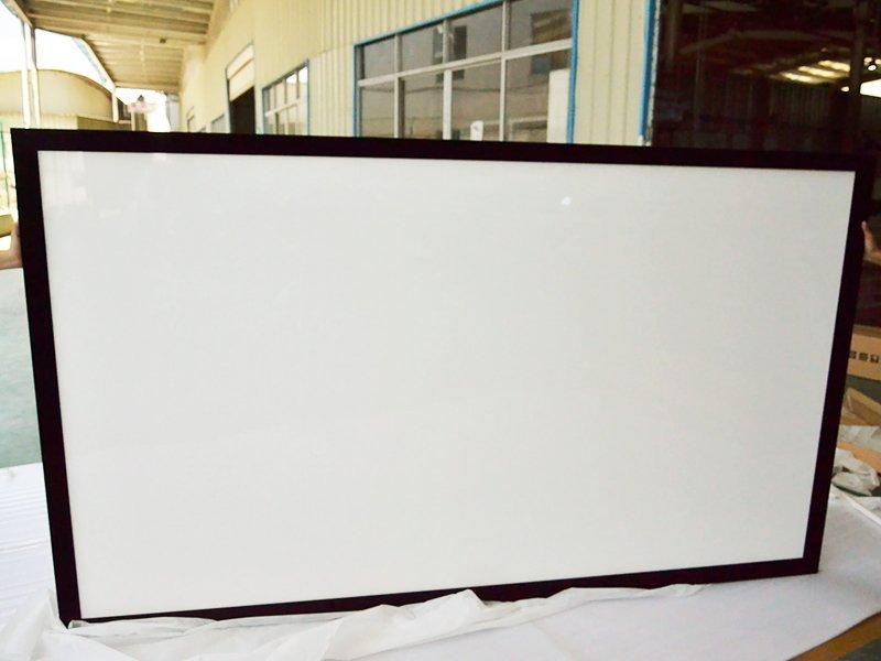 Fixed Frame Screen Assembling-5