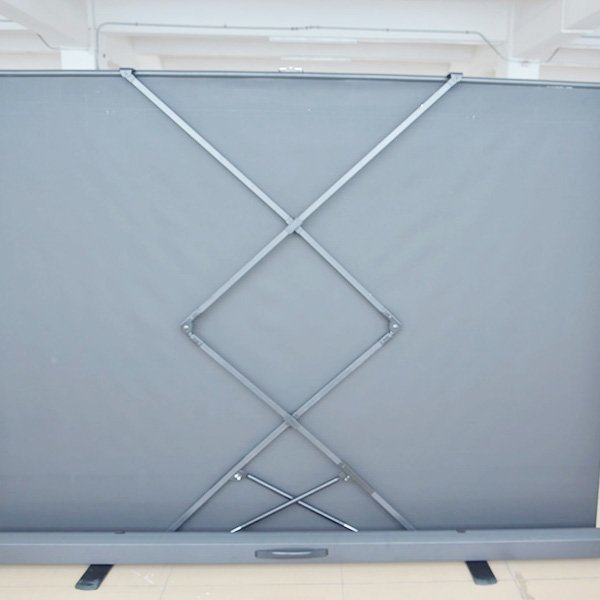 Manual Pull Up Projection Screen