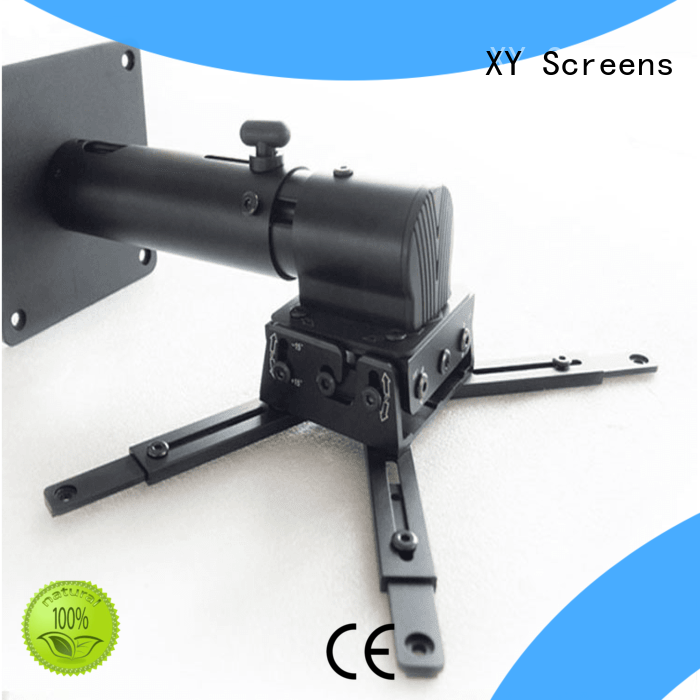 XY Screens fast folding Projector Brackets series for PC