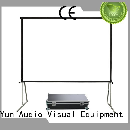 outdoor screen carry outdoor projector screen 80135 XY Screens Brand