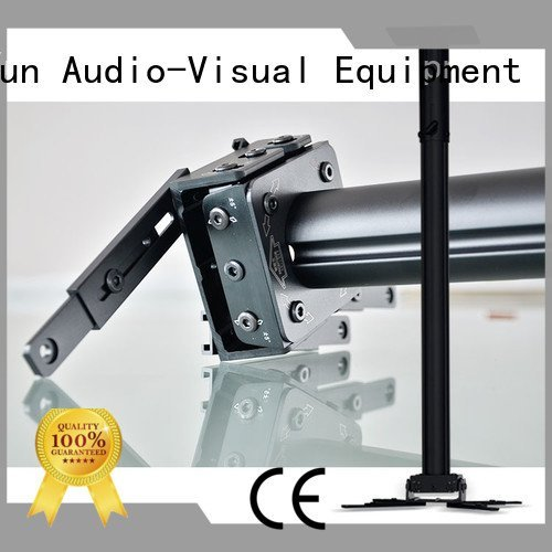 XY Screens projector bracket ceiling mount dj1b mount dj1a
