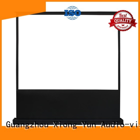 XY Screens projection screen price with good price for home