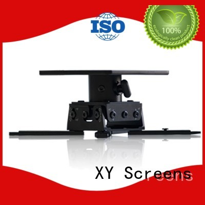 XY Screens bracket large projector mount manufacturer for television