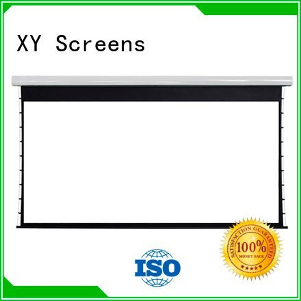 movie projector price lc2 large portable projector screen XY Screens Brand